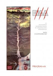 3e Encuentro Internacional de Arqueología Amazónica (EIAA)