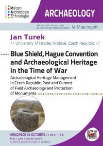 « Les conférences de Jan Turek » par Laure Salanova (Préhistoire et Technologie – UMR 7055)
