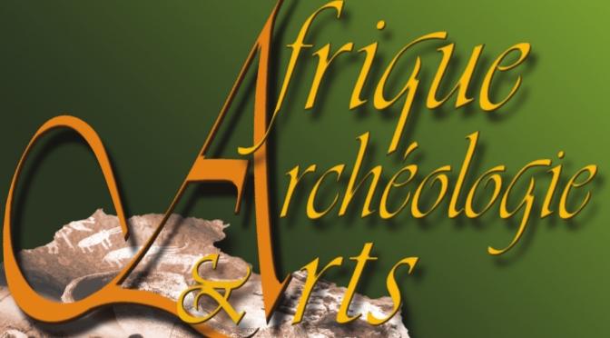 Revue Afrique: Archéologie & Arts – Varia 2015